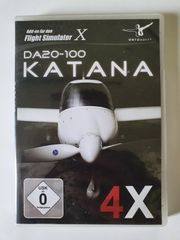 Flight Simulator X Katana
