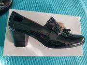 Damen Schuhe Pumps echt Leder