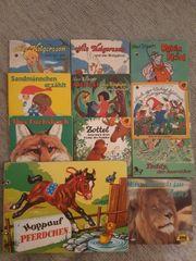 Verschiedene kleine Kinderbücher