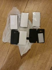 5 x Samsung A7 Handytasche