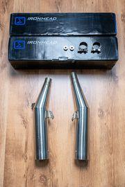 Honda CB 1100 IXIL-Ironhead Auspuff