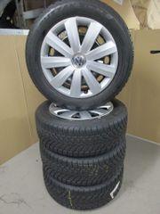 VW Winterradsatz Stahl 205 55