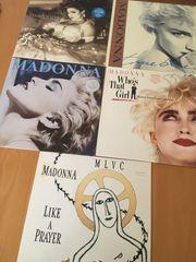 Madonna LP s Paket