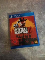 PS4 Spiel Red Dead Redemption