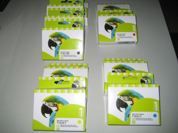 Druckerpatronen für Epson WF2010