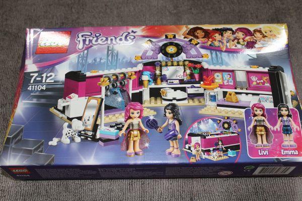 Lego Friends Popstar Garderobe 41104
