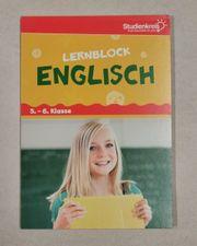 NEU Studienkreis Lernblock Englisch Klasse