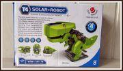 T4 Solar Robot 4in1 Konstruktionskasten