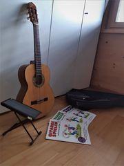 Gitarre neuwertig