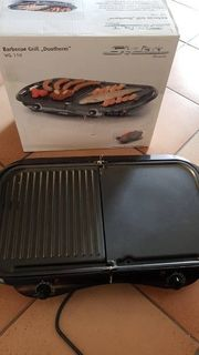 Steba Barbecue Grill Duotherm VG