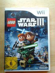 Wii LEGO Star Wars III