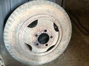 1 Felge für LKW Traktor