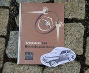 Betriebsaleitung Volvo PV 544 F