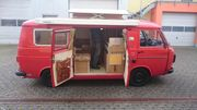 Weinsberg-Fiat 238 E Oldtimer-Wohnmobil