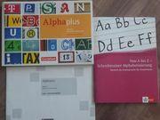 Deutsch lernen mit Alphabetisierung