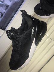 Nike Airmax 270 schwarz weiß