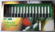 Hellum Weihnachtsbeleuchtung Lichterkette W Germany
