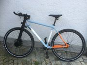Electrolyte Fahrrad Strassenfeger S4E Hybrid