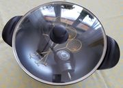 Wok Elektrischer Tischwok DOMO 8708W