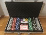 Pokerkoffer zu verkaufen Poker Zubehör