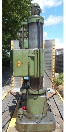 Radialbohrmaschine Type RM 62 - Fa: Kleinanzeigen aus Neustadt Lachen-Speyerdorf - Rubrik Produktionsmaschinen