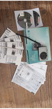 Canon Digital Ixus 75 Kamera