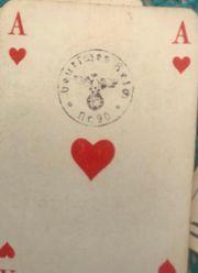 Vintage Altenburg- Stralsunder Skatkartenspiel