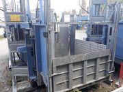 Aufzug Bauaufzug Geda 850 Z