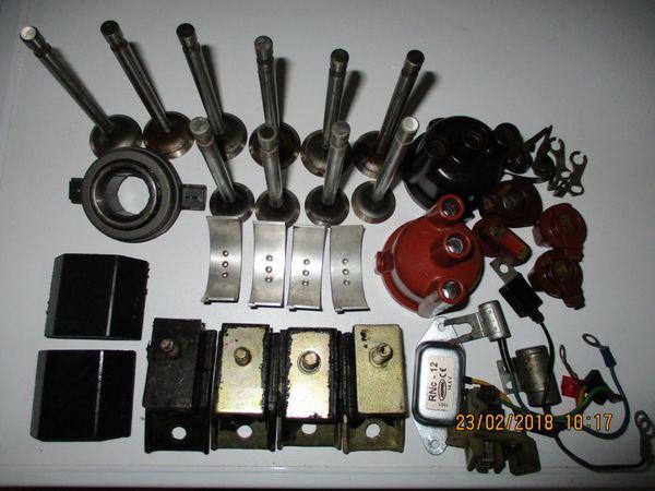 FIAT 500 Ersatzteile