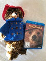 Paddington - Stofftier und Film