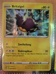 064 189 Holo Britzigel Pokemon