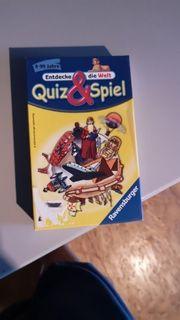 Quiz und Spiel - Entdecke die
