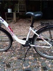 Mädchen Fahrrad 24 Zoll 3Gang