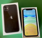 Apple iPhone 11 - 128GB - Schwarz