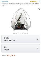 Pflanzenzelt BioGreen Xl 340x280