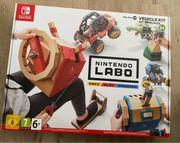 Nintendo Switch Labo - neu und