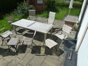Gartenmöbel Sitzgruppe Fontenay Bellevue Cornwall