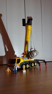 Playmobil Kranwagen
