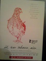 Berlinale Flyer A4 Silberner Bär