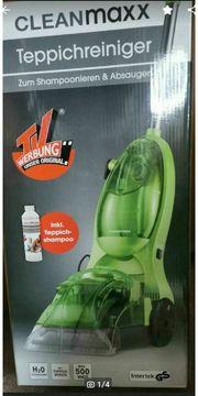 CLEANmaxx PROFESSIONAL TEPPIHREINIGER MODELL V-9387S-7 - NEU