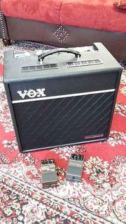 Gitarrenkombo VOX Velvetronix VT80