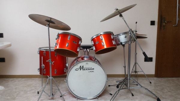Schlagzeug Set Pearl Maxwin Drumset