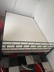 MetallBett 140x200