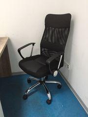 Bürostuhl Drehstul Schreibtischstuhl Schwarz