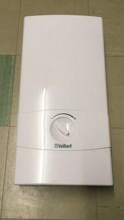 Durchlauferhitzer Vaillant 21 kW