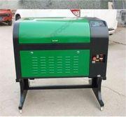 CO2 60W Lasergravur Schneidemaschine Linearführung