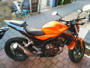 Honda CB 500F-FA - wie neu