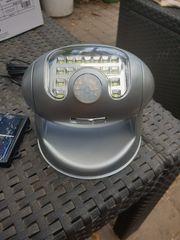 3 Solar LED-Strahler