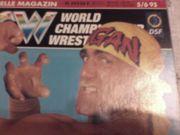 WCW - World Championship Wrestling - Magazin -