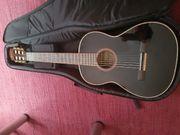 Ortega 7 8 Gitarre